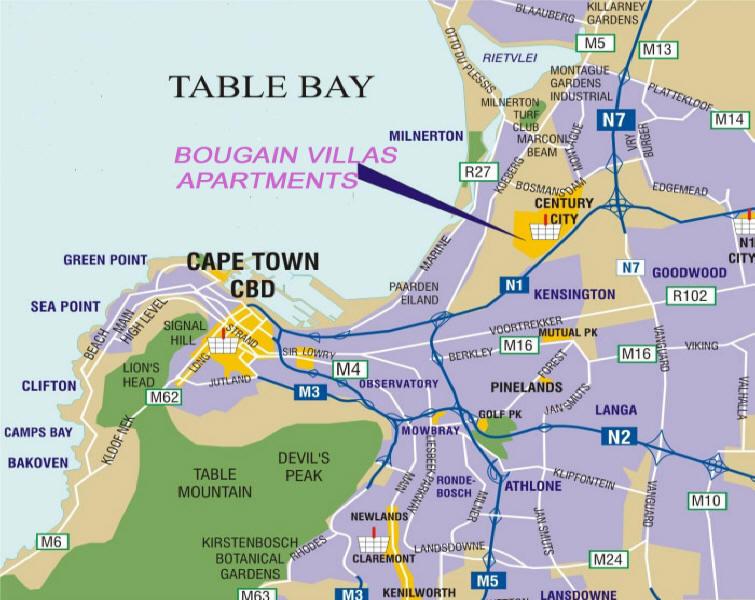 Bougain Villas Apartments